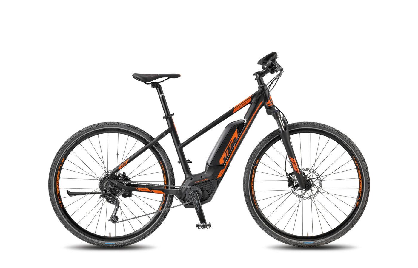 KTM Macina Cross 9CX4l férfi elektromos kerékpár