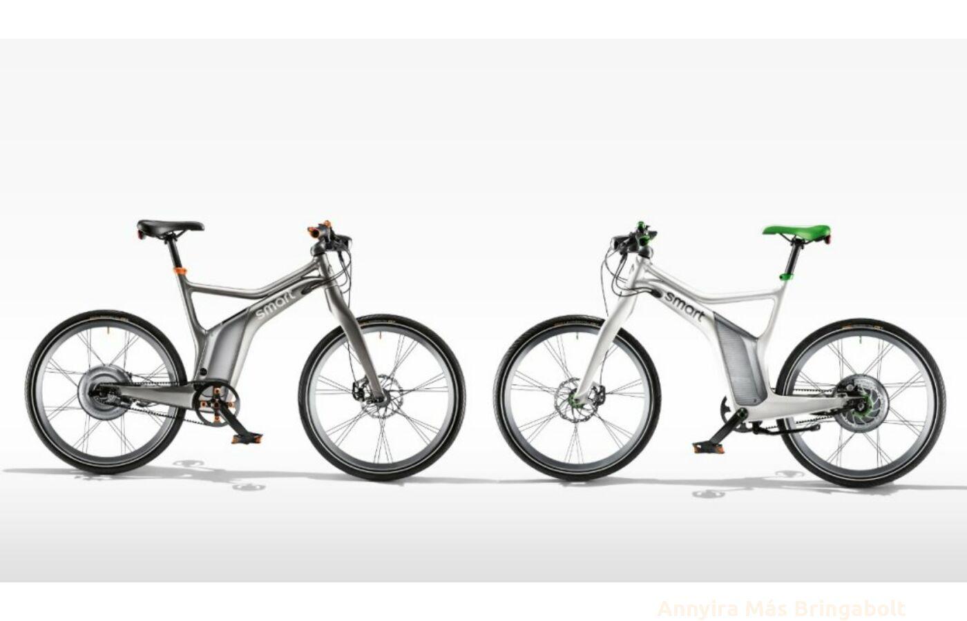 Smart elektromos kerékpár - Ambringa pedelec webshop 8a88823050