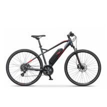 Apache Matto E7 elektromos kerékpár ezüst színben