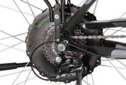 elektromos kerékpár hajtás