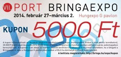 bringaexpo 2014 utalvány