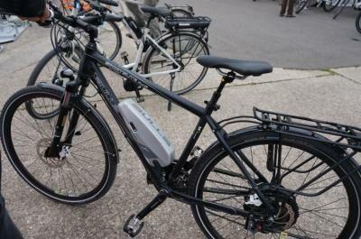 bulls elektromos kerékpár
