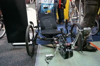 fekvő kerékpár