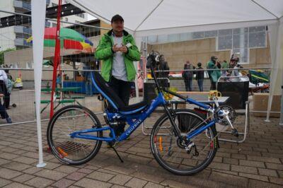 cruzbike fekvő kerékpár