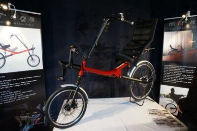 Mirage kerékpár