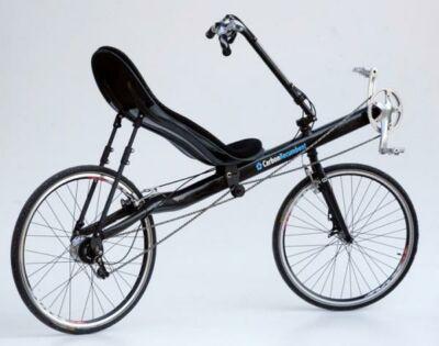 rekumbens kerékpár