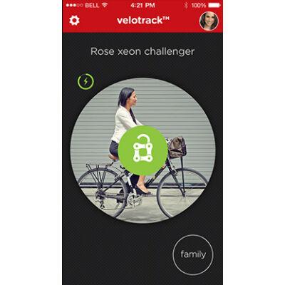 Velotrack GPS-es lopásgátló rendszer