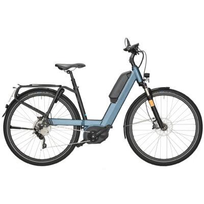 Riese und Müller Nevo City elektromos kerékpár kék