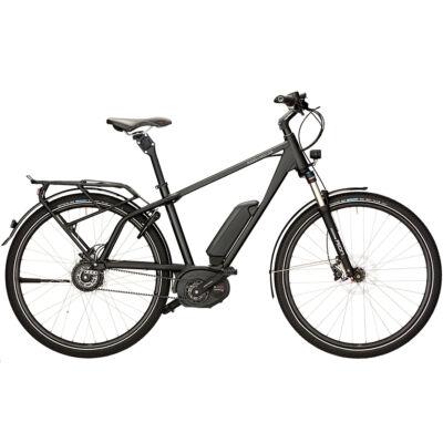 Riese und Müller Charger Nuvinci elektromos kerékpár fekete színben