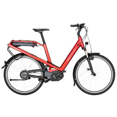 Riese und Müller Culture Nuvinci elektromos kerékpár piros színben