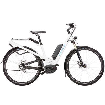 Riese und Müller Homage Rohloff elektromos kerékpár fehér színben