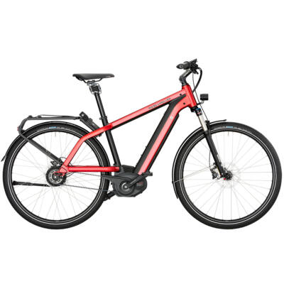 Riese und Müller New Charger Nuvinci elektromos kerékpár