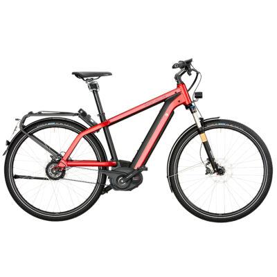 Riese und Müller New Charger Nuvinci HS elektromos kerékpár
