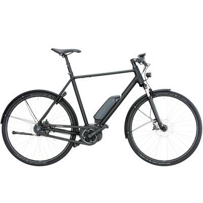 Riese und Müller Roadster City elektromos kerékpár fekete színben