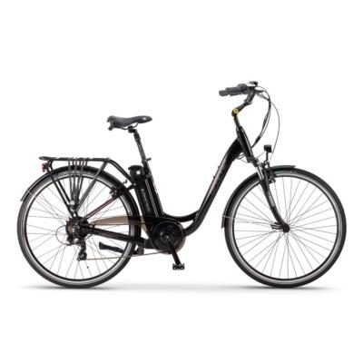 Apache Wakita City elektromos kerékpár fehér színben