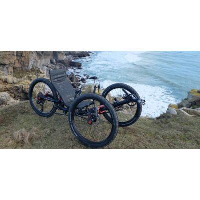 Azub Ti-FLY X tadpole fekvőkerékpár