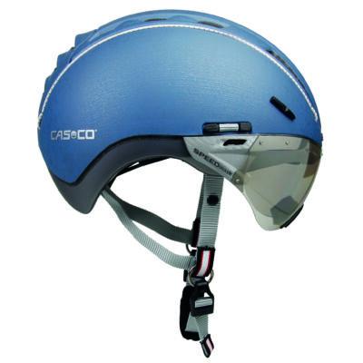 Casco Roadster kék + lencse