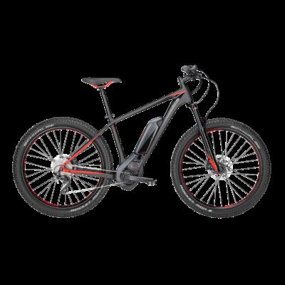 Bulls Black Adder E elektromos kerékpár