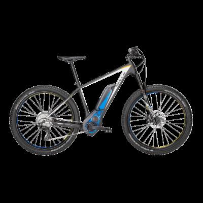 """Bulls Black Adder Team 29"""" E karbon vázas elektromos kerékpár"""