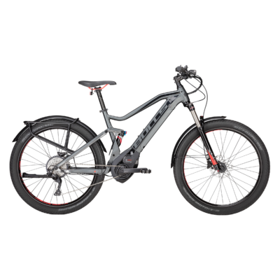 Bulls Six50 Evo TR Street elektromos kerékpár