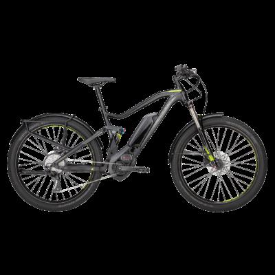 Bulls Six50 TR Street elektromos kerékpár