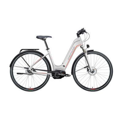 Gepida Reptila Pro Nexus 8 Powertube elektromos kerékpár fehér színben