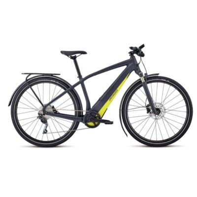 Specialized Turbo Vado Men 3.0 elektromos kerékpár grafit-sárga színben