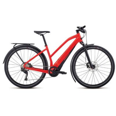 Specialized Turbo Vado Women 4.0 elektromos kerékpár piros színben