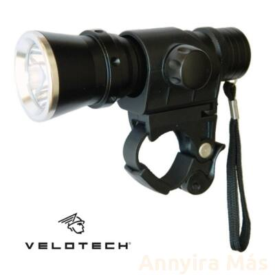 Lámpa Első Velotech 1W LED