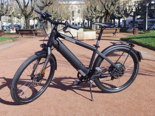 stromer eletromos kerékpár