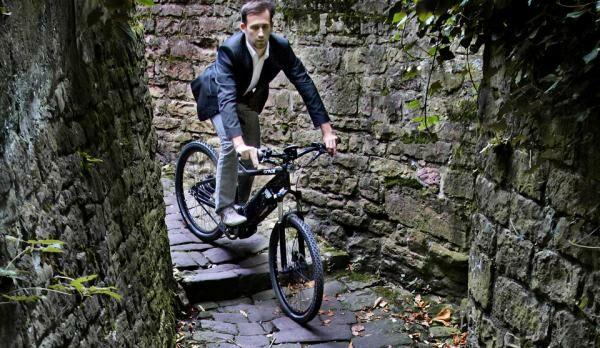 Grace MX elektromos kerékpár