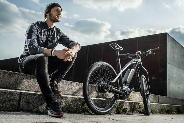 gekete elektromos kerékpár
