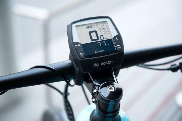 Bosch e bike Intuvia kijelző