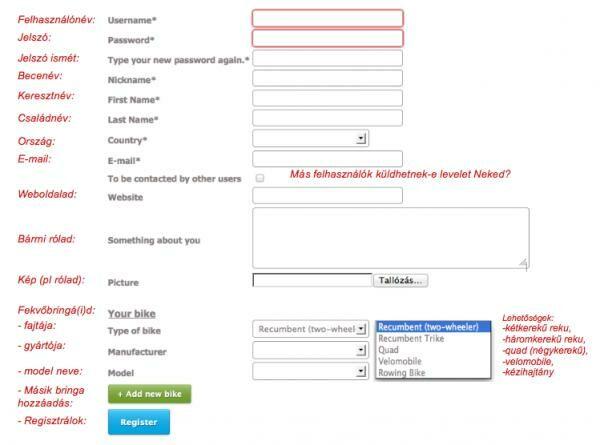 recuworld regisztráció
