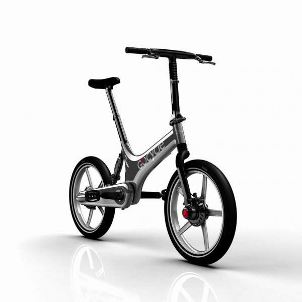 gocycle g2 elektromos kerékpár