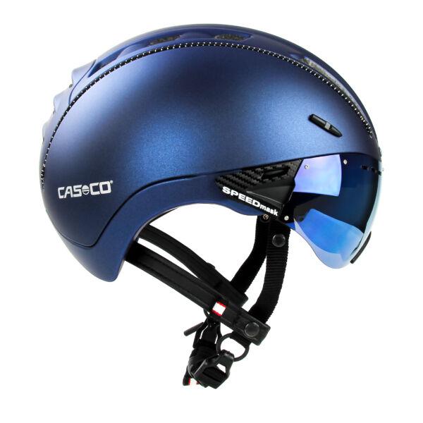 Casco Roadster Plus kék, lencsével