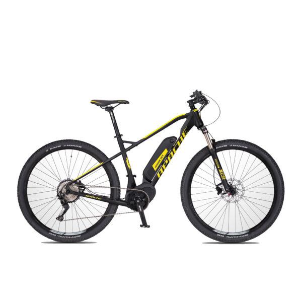 Apache Hawk MX elektromos kerékpár fekete színben