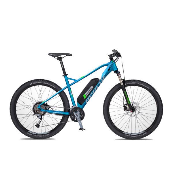 Apache Manitou E3 elektromos kerékpár kék színben