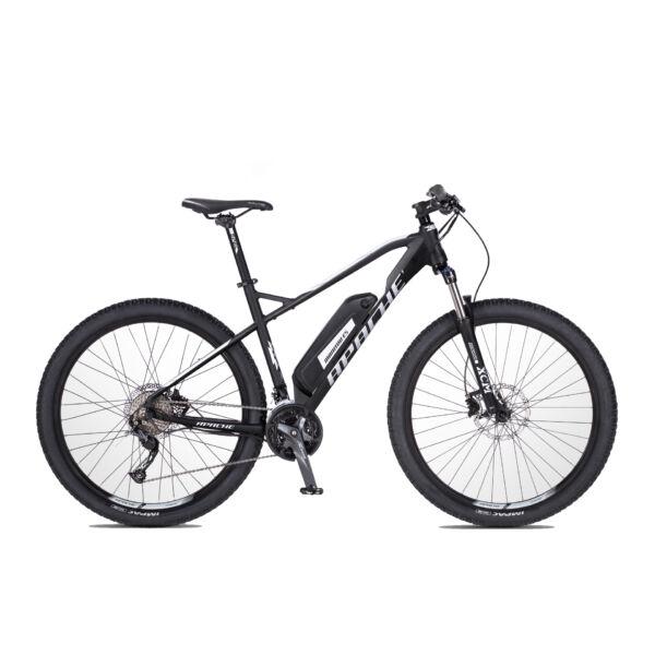 Apache Manitou E5 elektromos kerékpár fekete színben