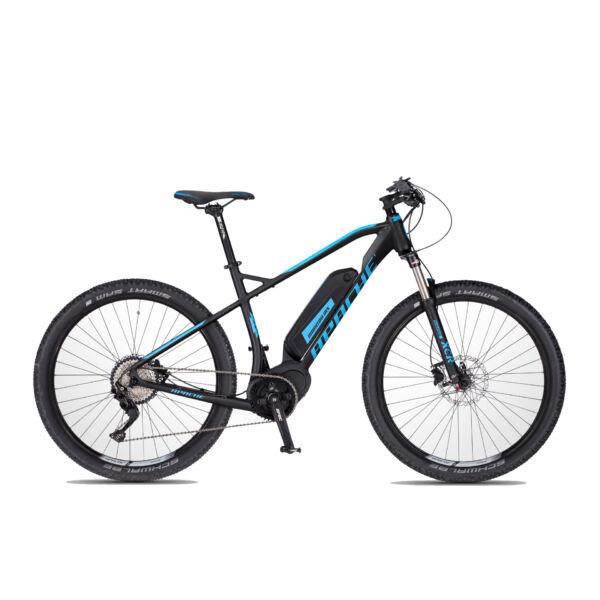 Apache Manitou MX elektromos kerékpár fekete színben