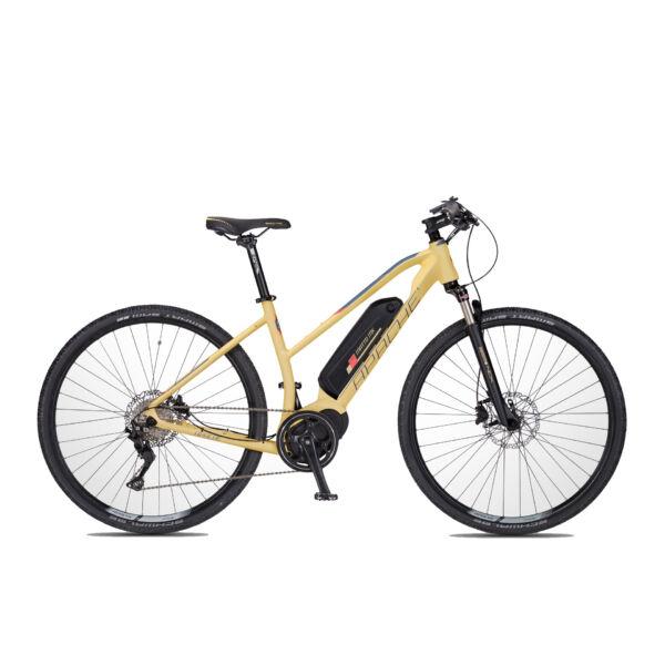 Apache Matto WMN MX elektromos kerékpár sárga színben