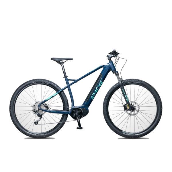 Apache Tuwan MX-I elektromos kerékpár kék színben