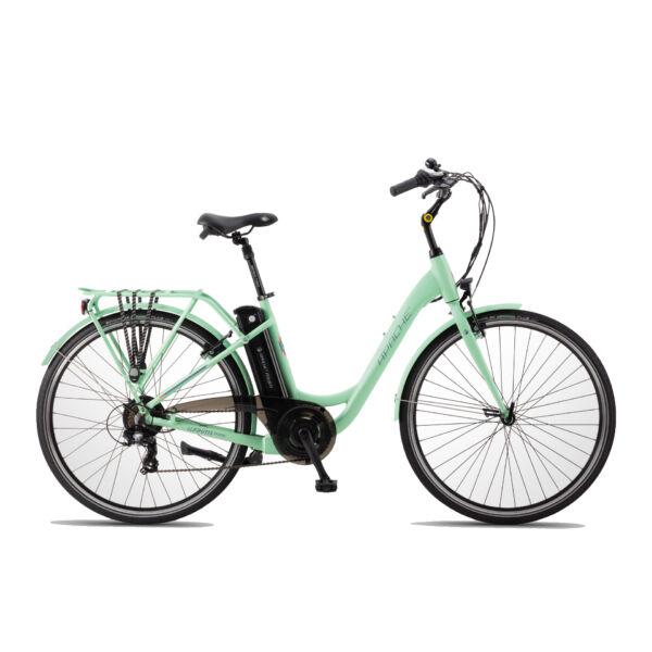 Apache Wakita Prime 26 elektromos kerékpár menta színben