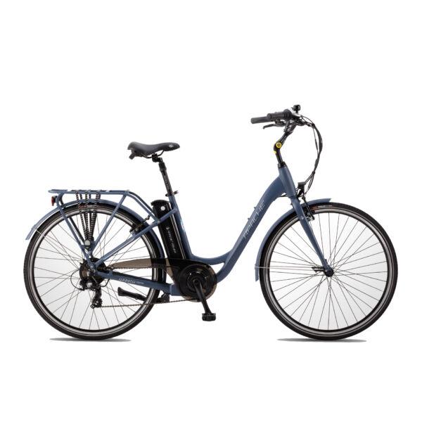 APACHE Wakita Prime 28 elektromos kerékpár kék színben