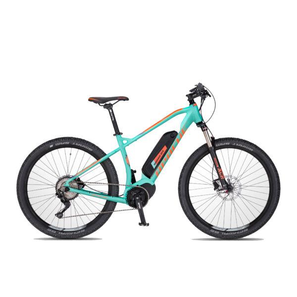 Apache Yamka MX női elektromos kerékpár menta színben