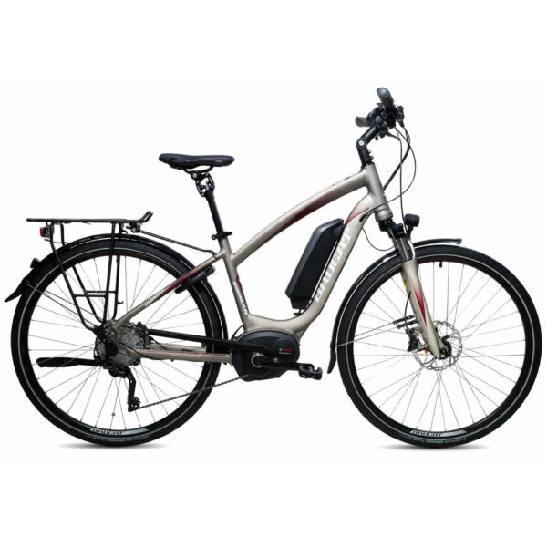 Badbike Birman 10 Speed 2018. trapézvázas speed pedelec kerékpár