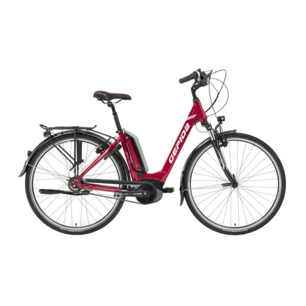 Gepida Reptila 1000 Nexus 8 elektromos kerékpár