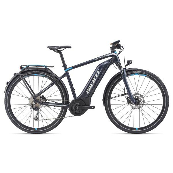 Giant Explore E+ 2 GTS elektromos kerékpár