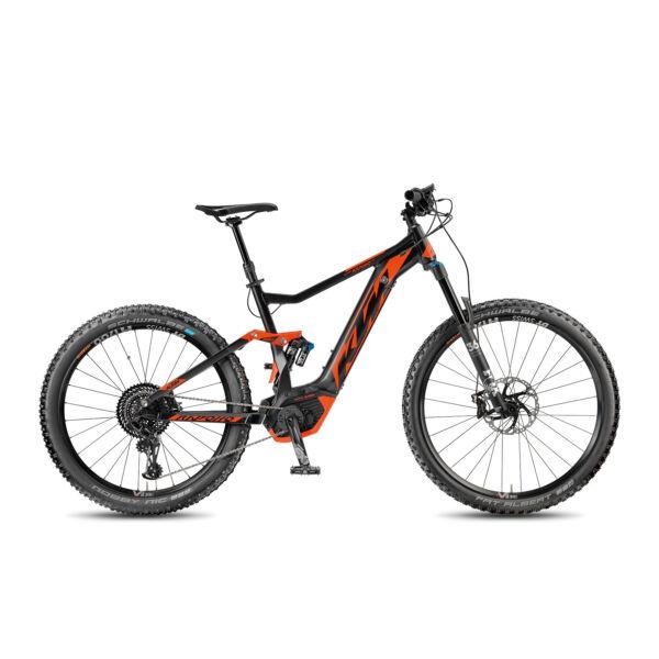 KTM Macina Kapoho 271 elektromos kerékpár