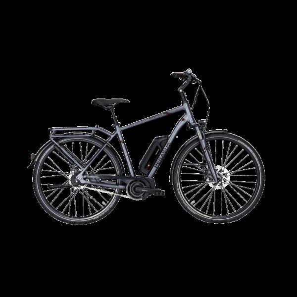 Pegasus Opero E8F Di2 elektromos kerékpár sötétszürke színben